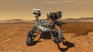 Sekvu la alveno de Perseverance sur Marso !