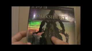 Darksiders II Limited Edition unboxing (PS3) Release Day!