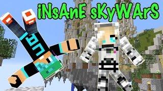 INSANE SKYWARS - Insane Team Mode Skywars with Cybernova - Minecraft