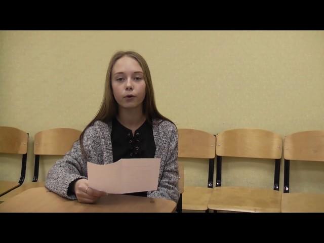 Изображение предпросмотра прочтения – АлинаМутина читает произведение «Синица» И.А.Крылова