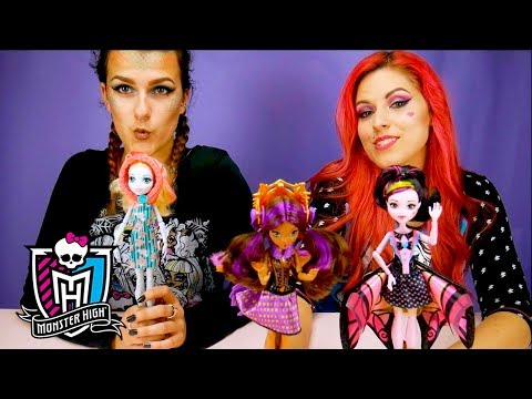 First Look at New Transformation Dolls with The Doll Circle! | Monster High