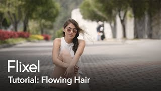 tutorial  How to Create a Flowing Hair Cinemagraph in Flixel Cinemagraph Pro for Mac