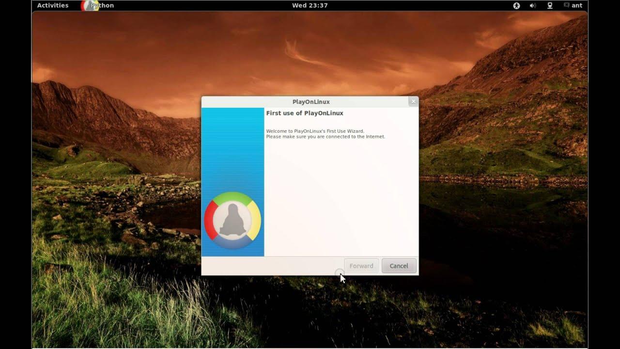 con mirc su ubuntu
