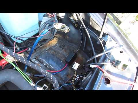 How to Install HID Bi Xenon H4 Bulbs Conversion Kit Xenon LED BAY9S