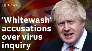Government accused of whitewash after inquiry into BAME virus toll
