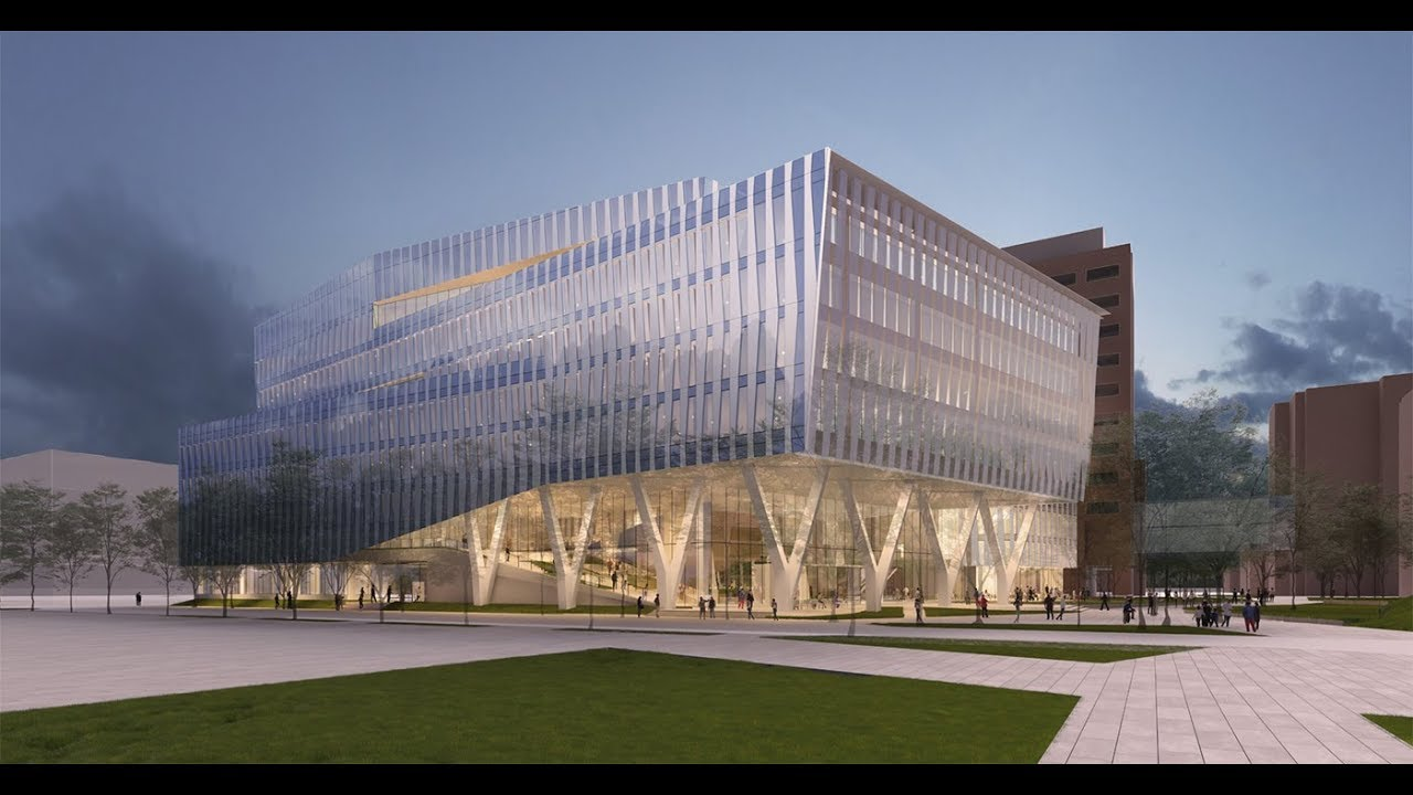 Unveiling Of The Anschutz Health Sciences Building