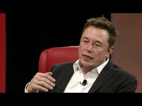 We are already cyborgs | Elon Musk | Code Conference 2016