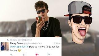POR QUE NUNCA ME QUITO LOS LENTES? HotSpanish Vlogs