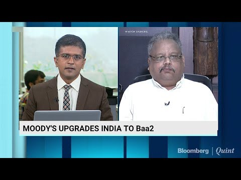 Rakesh Jhunjhunwala: Moody's Upgrade A Fitting Answer To Modi's Critics