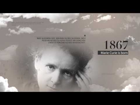 Great Thinkers: Marie Curie