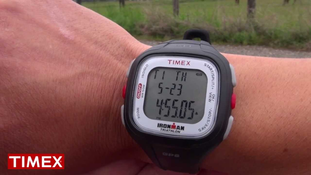 681946344b6c Timex Ironman Easy Trainer GPS - Introduction Video - YouTube