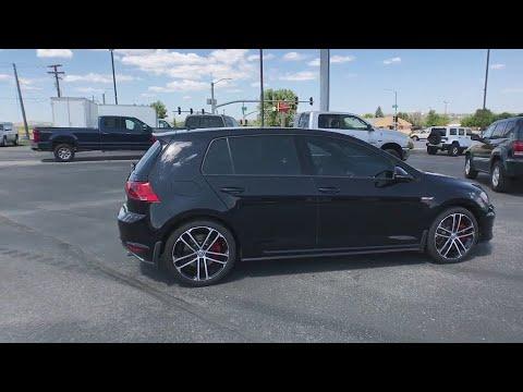 2016 Volkswagen Golf Cheyenne >> 2016 Volkswagen Golf Gti Casper Powell Cheyenne Douglas Sheridan