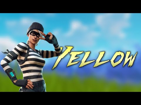 Yellow - Fortnite Montage #ALRC