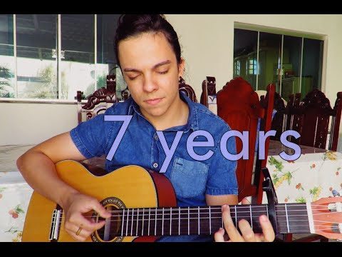 LUKAS GRAHAM - 7 years Gabriel Nandes cover