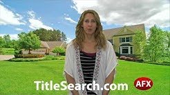 Property title records in Maricopa County Arizona | AFX