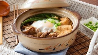 [Eng Sub]牛肉豆腐锅 Beef and Tofu Stew