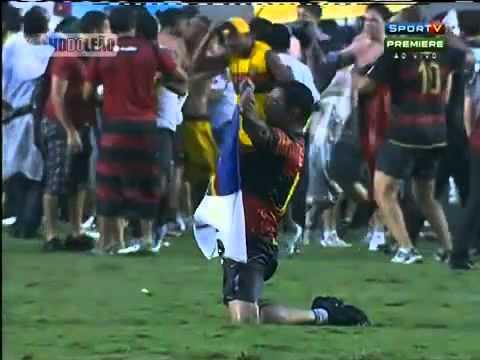 Vila Nova 0 x 1 Sport - Série B (38ª Rodada) Acesso ...