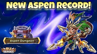 Idle Heroes (O) - Aspen Dungeon, Blacksmith Event and More
