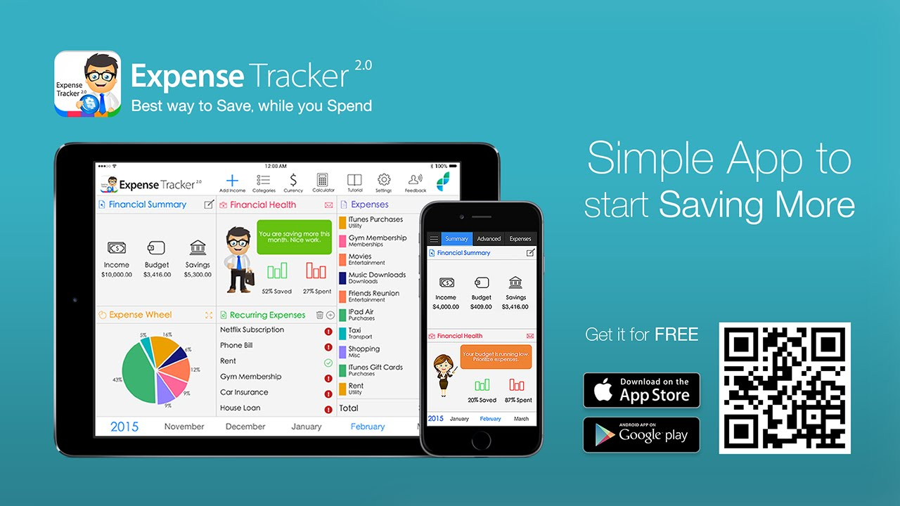 free online expense tracker