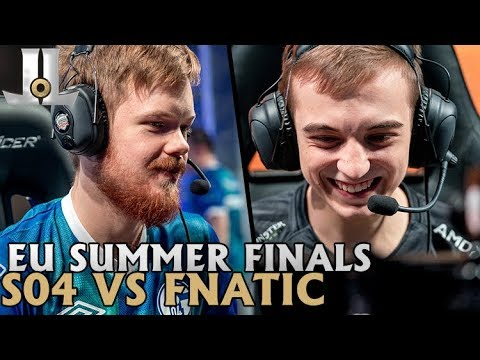 The Year of the Duck or The Clappening? | EU LCS Summer Finals