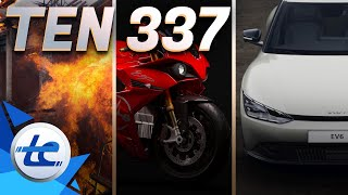 TEN 337 - Chevy Bolt Fire, Energica 15-minute Charging, Kia EV6 Order Books Open