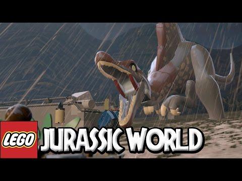 LEGO Jurassic World | #15 BATALHA FINAL CONTRA O ESPINOSSAURO