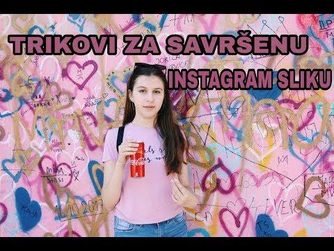 Kako da napraviš savršenu Instagram fotku | Milica Kanić