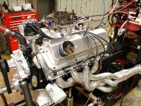 576hp Ford Cleveland Engine Masters Challenge 2015