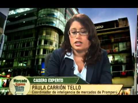 Entrevista Con Paula Carrión Tello, Coordinadora De Inteligencia De Mercados De PromPerú (Parte 2)