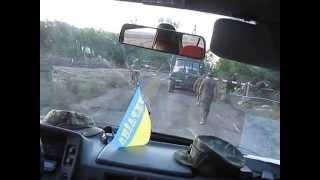 Настоящая! Война Украина АТО!