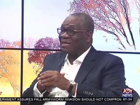 Ghana's Economy - AM Talk on Joy News (13-7-17)
