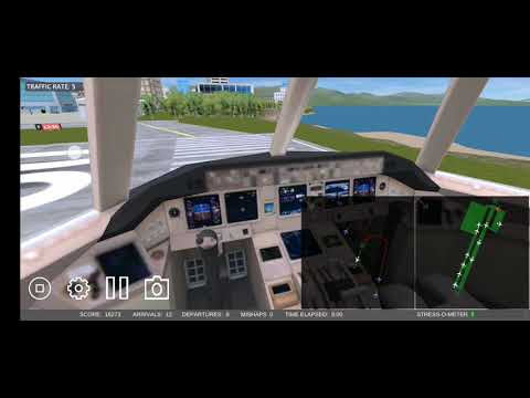 Continuous Play #1 | Airport Madness 3D |
