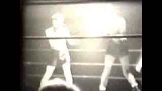 Willie Pep vs Ralph Walton, W10, 1-23-1945