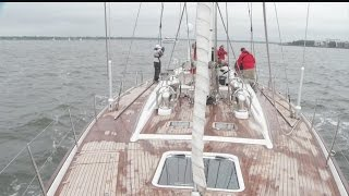 Charleston Race Week begins with poor sailing weather