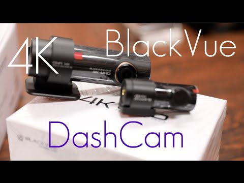 4K DASHCAMS ARE HERE! - BlackVue 900S -2CH