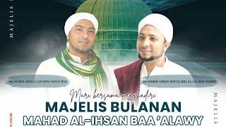 LIVE MAJELIS BULANAN PONPES AL IHSAN BAA ALAWY, 05-08-2021