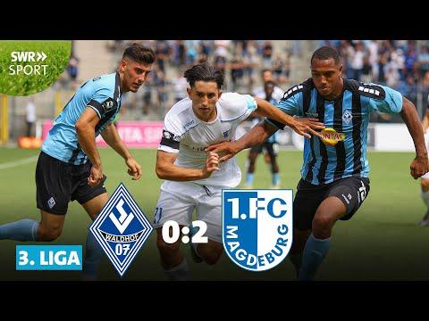 3. Liga: Waldhof mit Auftakt-Niederlage gegen Magdeburg | SWR Sport