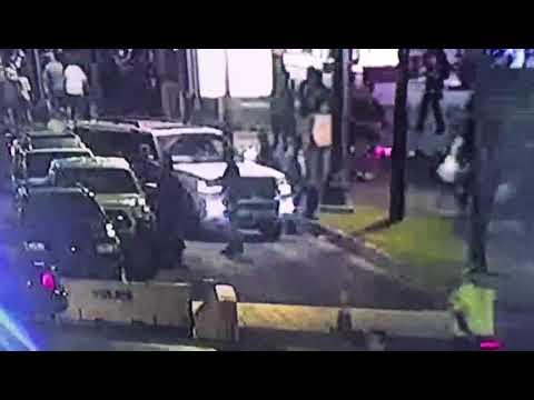 Surveillance video captures Tenorio incident
