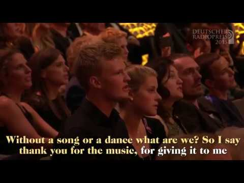 Benny Andersson Radiopreis-Gala 2017