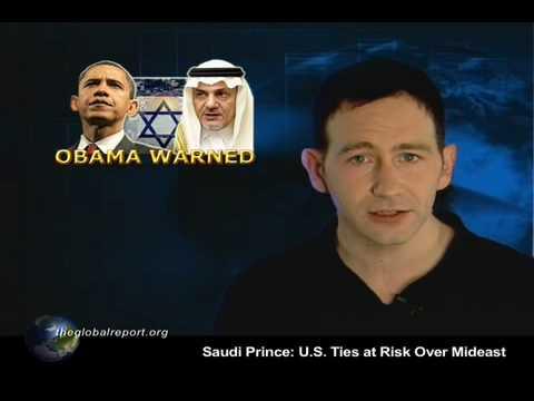 Saudi Prince: U.S. Ties at Risk Over Mideast