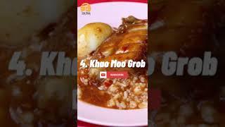 Top 10 Thai Dish You Should Try in #bangkok #thaifood #thailand EP.2 screenshot 4