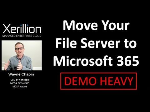 File Server To Microsoft 365 Enterprise 2020 | Demo Heavy | Teams & SharePoint | Intune & Azure AD