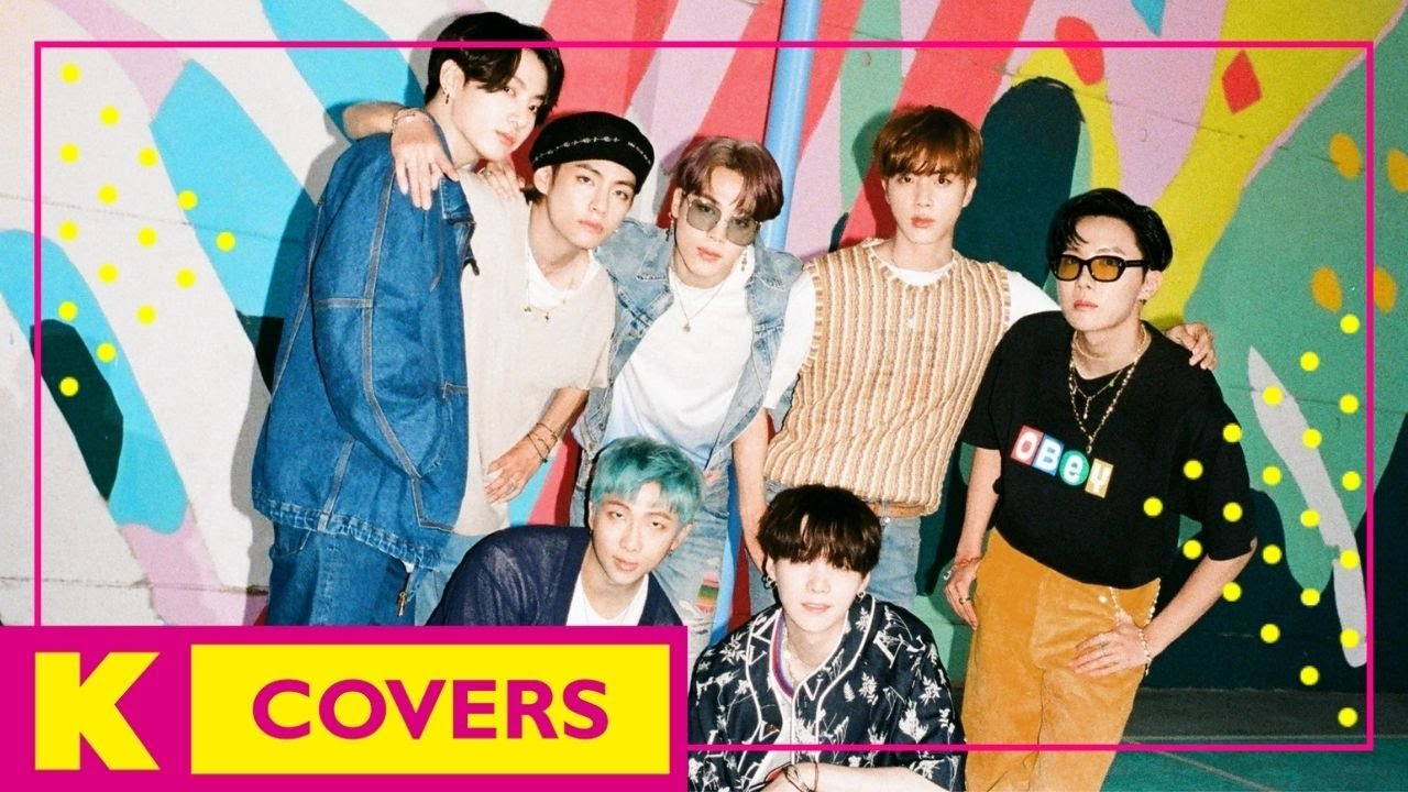 【K-COVERS】BTS Dynamite Cover en Español