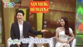 Quen nhau 10 ngày dụ dỗ vợ Việt đến NẤU ĂN TỐI - anh chồng Hàn Quốc biến vợ thành BỮA TỐI của mình