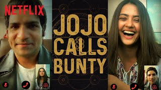 Jojo Calls Bunty During Lockdown | Sacred Games | Netflix India