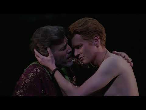 HADRIAN: Act III Excerpt | Thomas Hampson & Isaiah Bell