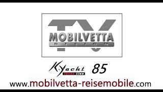 Mobilvetta K-Yacht Tekno Line 85 2018