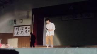 学校祭のカラオケ大会決勝で歌った曲です! この歌は歌詞がすごく良くて...