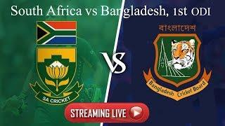 bangladesh vs south africa Live Stream