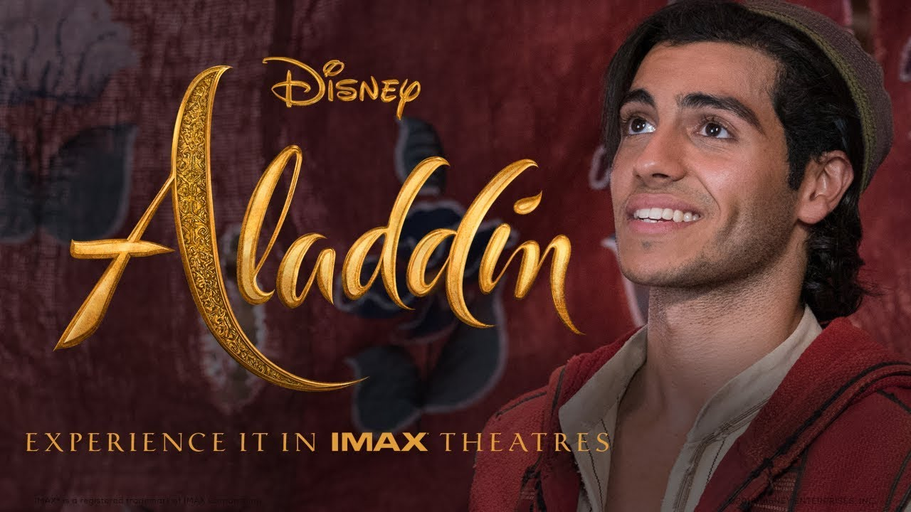 Aladdin | Nearby Showtimes, Tickets | IMAX